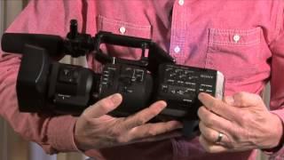 Sony NEX FS700 Review
