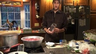 How to Can Deer Meat + Hot Venison Sandwiches