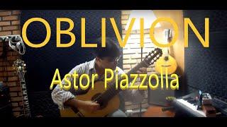 Oblivion (Astor Piazzolla) por Maurício Marques - Violão 8 cordas solo