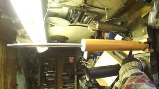Замена задних пружин и амортизаторов Citroen C4(, 2014-04-07T11:54:38.000Z)