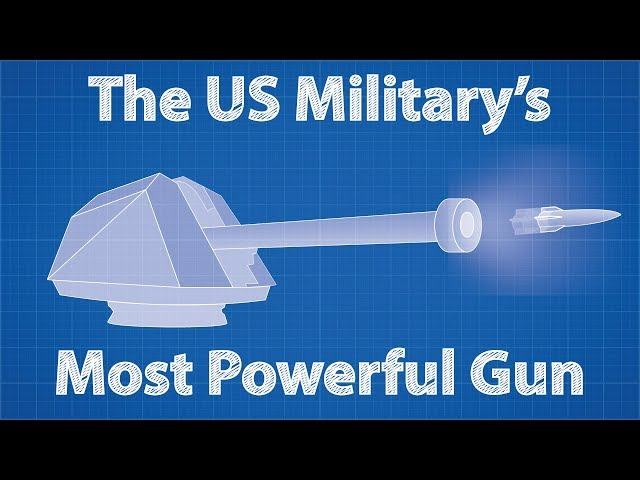 The US Military's Most Powerful Gun
