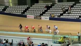 JOCジュニアオリンピック自転車 男子Jr. ケイリン-決勝