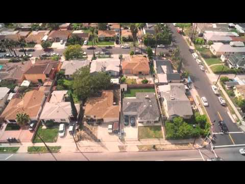 Aerial Highlights - North Hollywood, CA