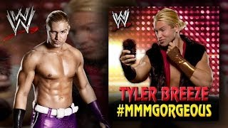 "WWE NXT: ""#MMMGORGEOUS"" (Tyler Breeze) Theme Song + AE (Arena Effect)"
