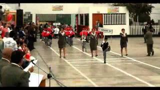 HIMNO FERMIN TANGUIS DE SAN JUAN DE MIRAFLORES - 2014