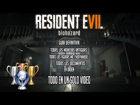 resident-evil-7-|-guia-completa-|-ubicaciÓn-de-todas-las-monedas,-mr.-everywhere-y-documentos-|