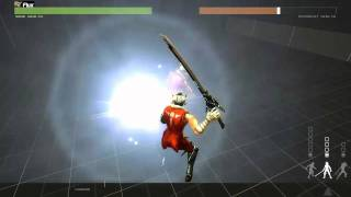 Blade Symphony Gameplay Demonstration
