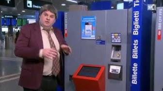 SBB Automat Burri Hanspeter (Original - Vollversion)