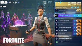 The Phase Cannon / River Field Agent Fortnite: Saving the world #382