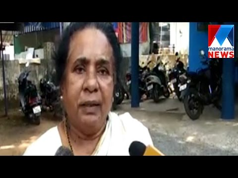 Actress Meena Ganesh complained against domestic violence | Manorama News