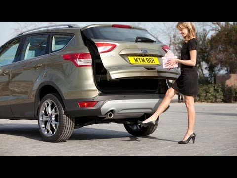 2017 ford hands free foot activated power lift gate youtube rh youtube com