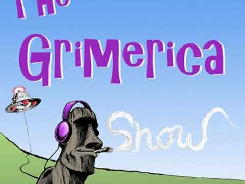 #160 - Grimerica Talks Growing Earth Theory and Comic Books with Neal Adams
