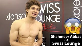 Shahmeer Abbas Surprise for Fans