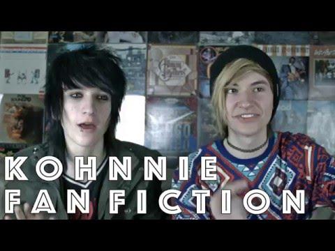 Reacting To Kohnnie Fanfiction