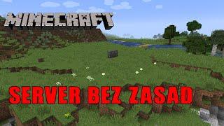 LIVE | Minecraft Server bez zasad (Non Premium 1.12.2)