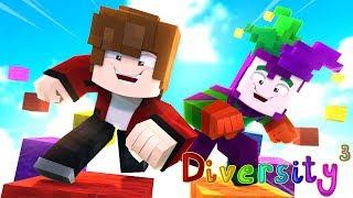 Minecraft Diversity 3 - PARKOUR MADNESS! - Ep.2 (Minecraft Adventure Roleplay)