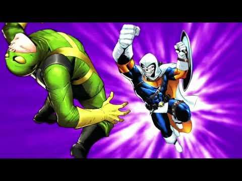 Marvel Heroes Omega Funny Clip