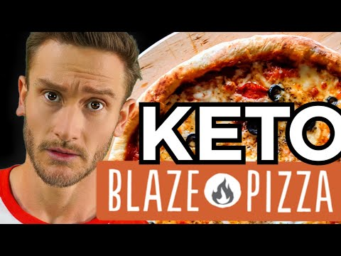 Educational Review of Blaze KETO Pizza (+ How to Choose the Healthiest Toppings)