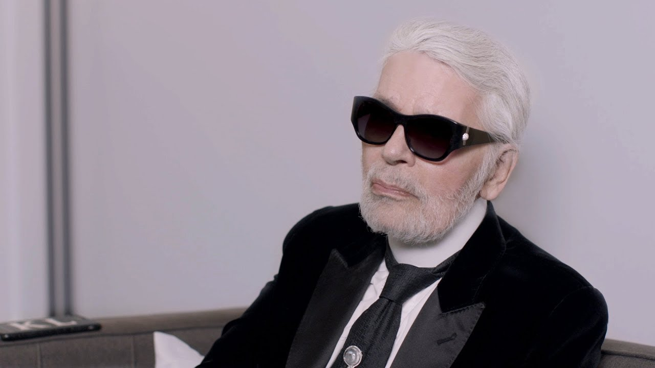 [VIDEO] - Karl Lagerfeld's Inspiration for the Spring-Summer  2018 Haute Couture collection - CHANEL 1