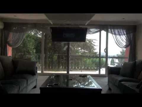 tavan tv lift youtube. Black Bedroom Furniture Sets. Home Design Ideas