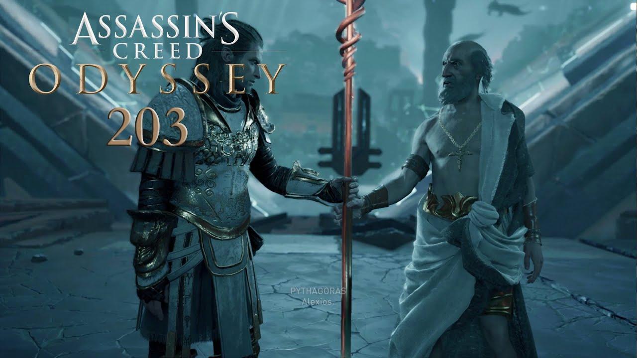 Assassins Creed Odyssey Die Tore Von Atlantis