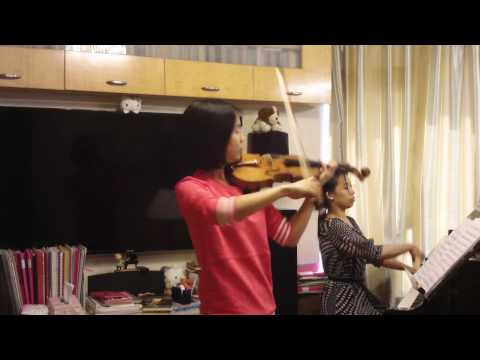 69th Music Festival N216 Violin Grade 7: The Son of the Puszta by Doris Lee and Lai Bo Ling