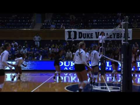 Duke Volleyball vs