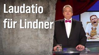 Oliver Kalkofes Laudatio für Christian Lindner