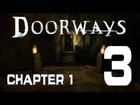 Doorways Playthrough Chapter 1 - Part 3 - The Castle Ruins - Spiky Death |