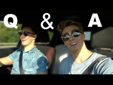 Q & A Time With Brinn! Plus A Bit Of Gymnast Karaoke...😉