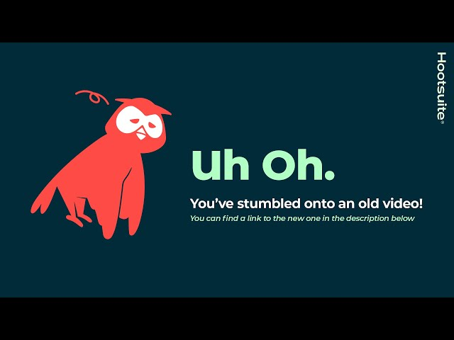 Hootsuite Boost