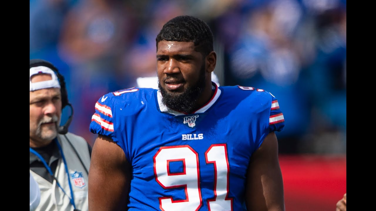 Buffalo Bills' Ed Oliver arrested after nightmare weekend for NFL
