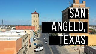 San Angelo, Texas Drone Footage | Spade Gaming
