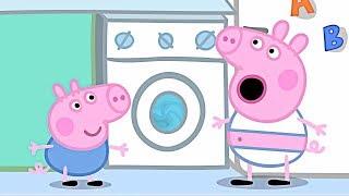 Peppa Pig Português Brasil - Compilation 18 Peppa Pig