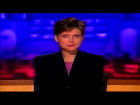 Lwt Adverts Itn News Weather  Year 2000