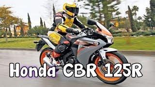 Honda CBR 125R (125ccm) [HD/DE]