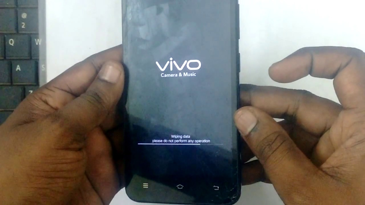Vivo y83 bypass hard reset and soft reset - MOBILE WORLD