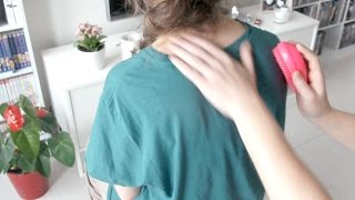 Pasc: Back Brushing & Scratching On Shirt (Request By Bull Torres) ASMR