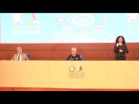 Coronavirus, Borrelli: «Record di guariti e di malati in un solo giorno»