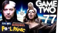 Chasm, Pool Panic, The Persistence, Mega Man, Lumines, Gray Dawn, Unter dem Radar   Game Two #77