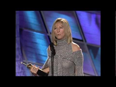 Barbara Streisand Receives Cecil B. DeMille Award - Golden Globes 2000