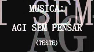 DOUGLITZ SOUL - AGI SEM PENSAR (TESTE)