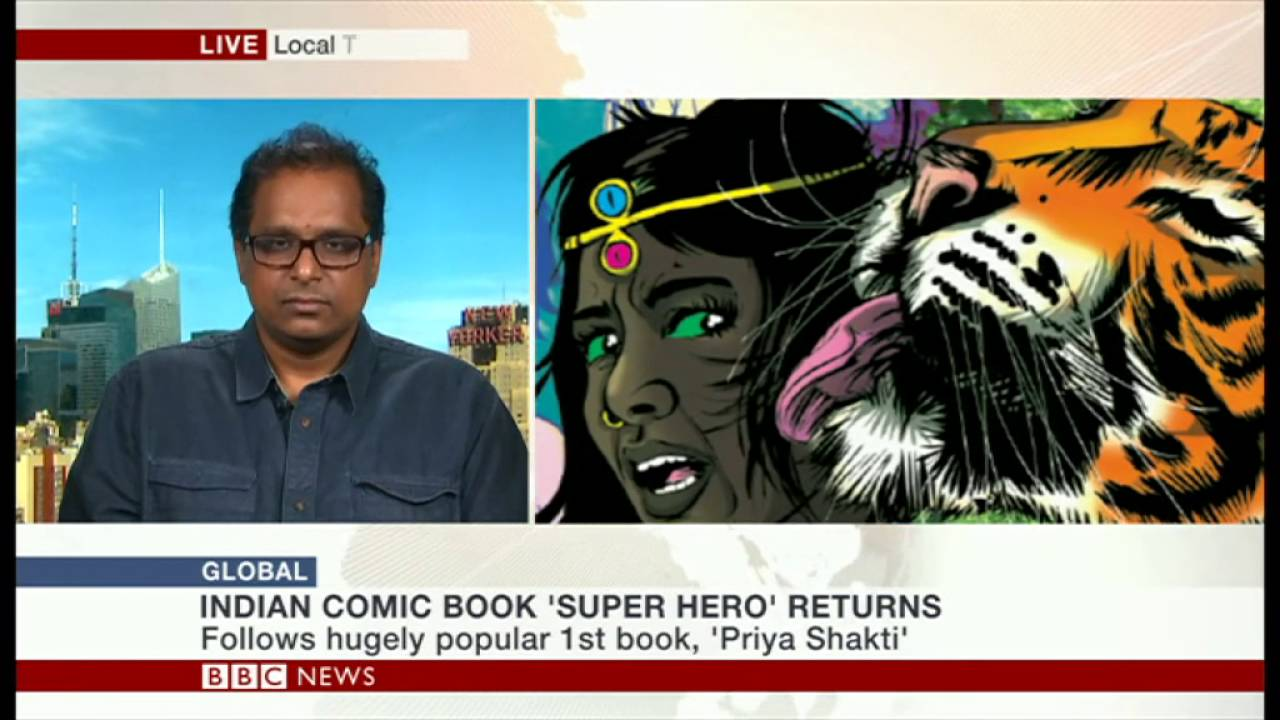 Press Coverage | Priya's Shakti