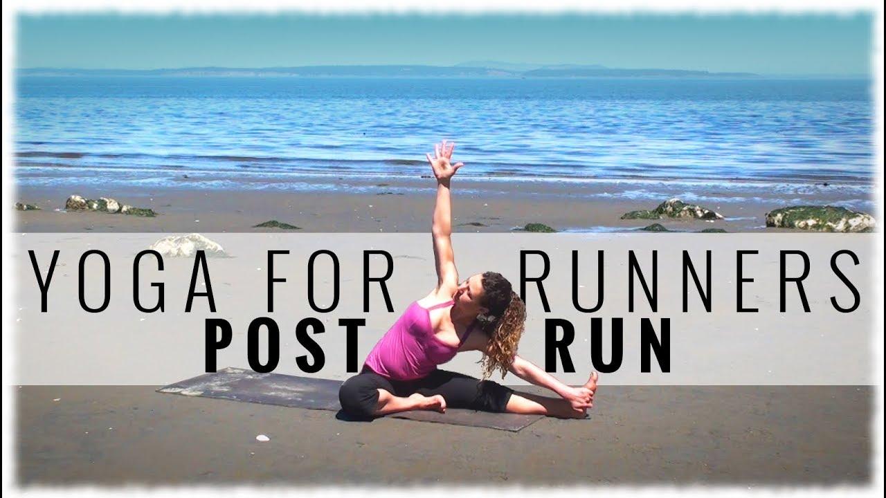 Hatha Yoga with Fiji McAlpine: Yoga for Runners: Post-Run