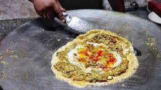 Roadside Randomly Prepared Tastiest Egg Dishes | How To Make | Egg Street Food | Indian Street Food