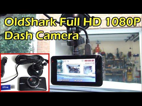 Very Good Full HD Dashcam W/ 3
