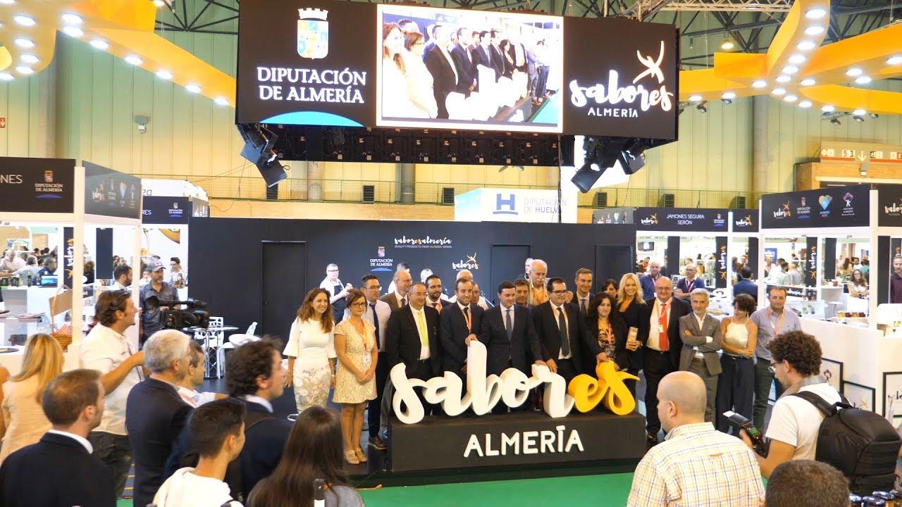Arranca Andalucía Sabor con Sabores Almeria a la cabeza - YouTube