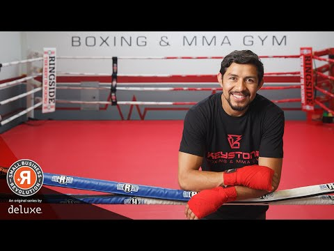 'Keystone Boxing & MMA Gym' Finds It's Pulse | Small Business Revolution - Main Street: S2E6