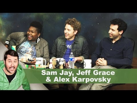 Sam Jay, Jeff Grace & Alex Karpovsky | Getting Doug with Hig