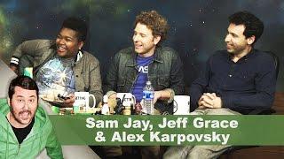 Sam Jay, Jeff Grace & Alex Karpovsky | Getting Doug with High thumbnail